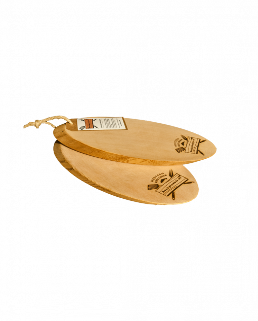 Rookplank Ceder Luxe