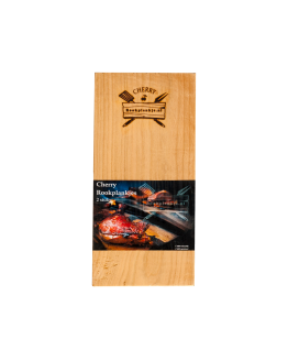 Rookplank Cherry x2 verpakt