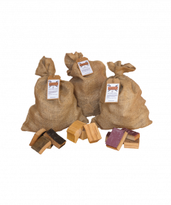 Productafbeelding | Chunks Assortiment | Rookplankje.nl | BBQ Rookhout