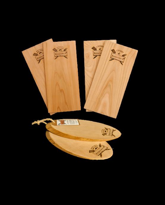 Rookplank Combipakket