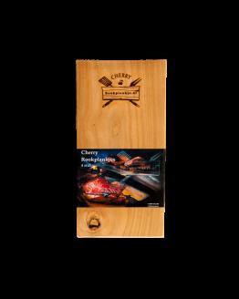 Rookplank Cherry x4 verpakt