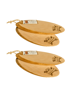 Rookplank Ceder Luxe duo