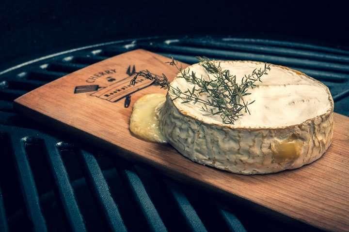 Recept | Gerookte Camembert van kersen rookplank | Rookplankje.nl