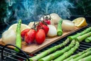 Recept | Gerookte Coquilles van ceder plank | Rookplankje.nl
