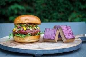 Recept | Mozzarella Jalapeno Burger | Rookplankje.nl