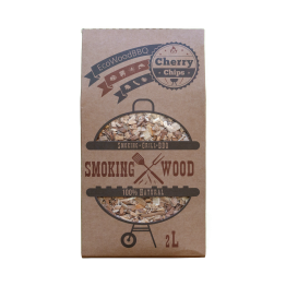 Cherry Wood Chips EcoWoodBBQ