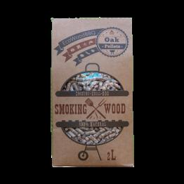 Oak Wood Pellets EcoWoodBBQ