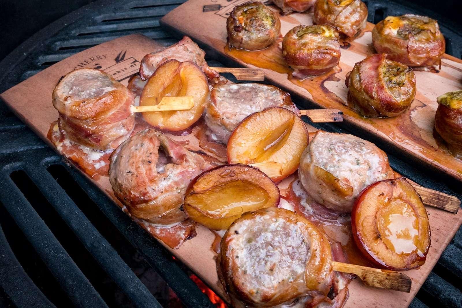 Recept | Varkenshaasmedaillons | Rookplankje.nl