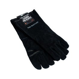 Productafbeelding | The Bastard Leather Pro Gloves | zwarte BBQ handschoenen