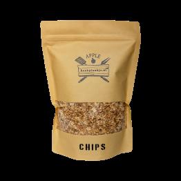 Apple Chips | BBQ Rook Chips Appelhout | Rookplankje.nl