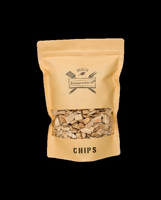 Productafbeelding   Beech Chips   BBQ Rook Chips van beukenhout