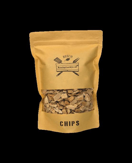 Productafbeelding | Beech Chips | BBQ Rook Chips van beukenhout