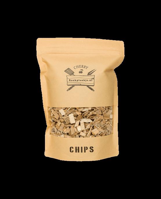Productafbeelding   Cherry Chips   BBQ Rook Chips van kersenhout