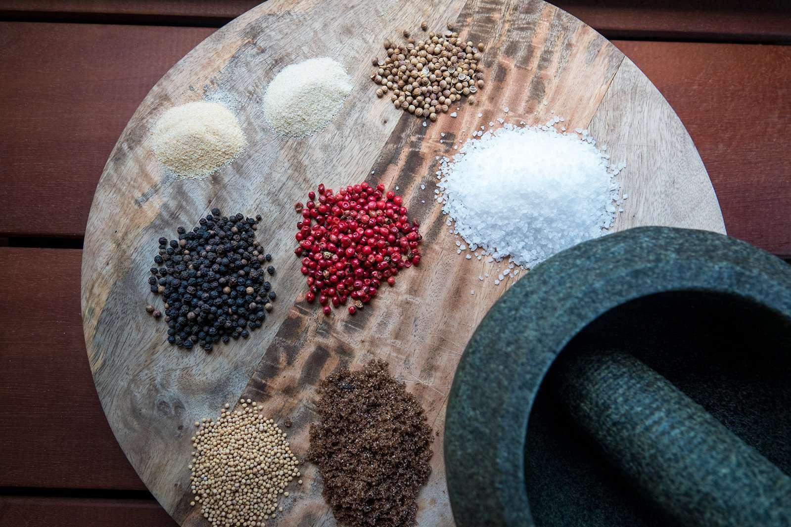 Recept | Smoked Short Ribs | Ingrediënten Rub | Rookplankje.nl
