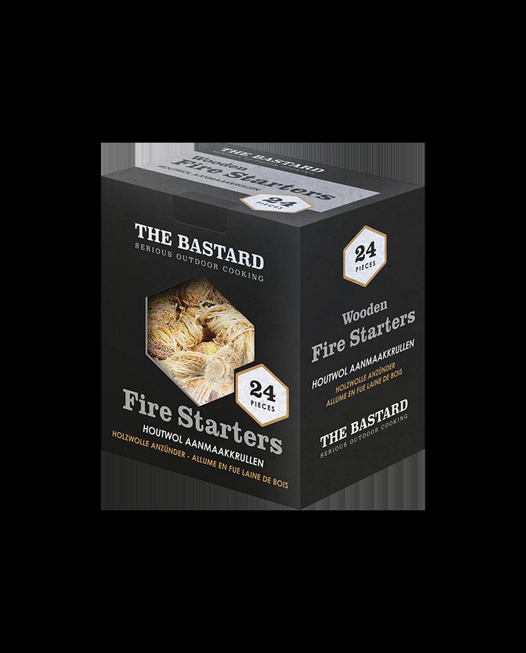 The Bastard | Fire Starters | Rookplankje.nl