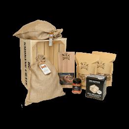 Productafbeelding | BBQ Smoking Crate B | Kado-assortiment | Rookplankje.nl