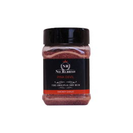No Rubbish | Pink Devil | BBQ Rub