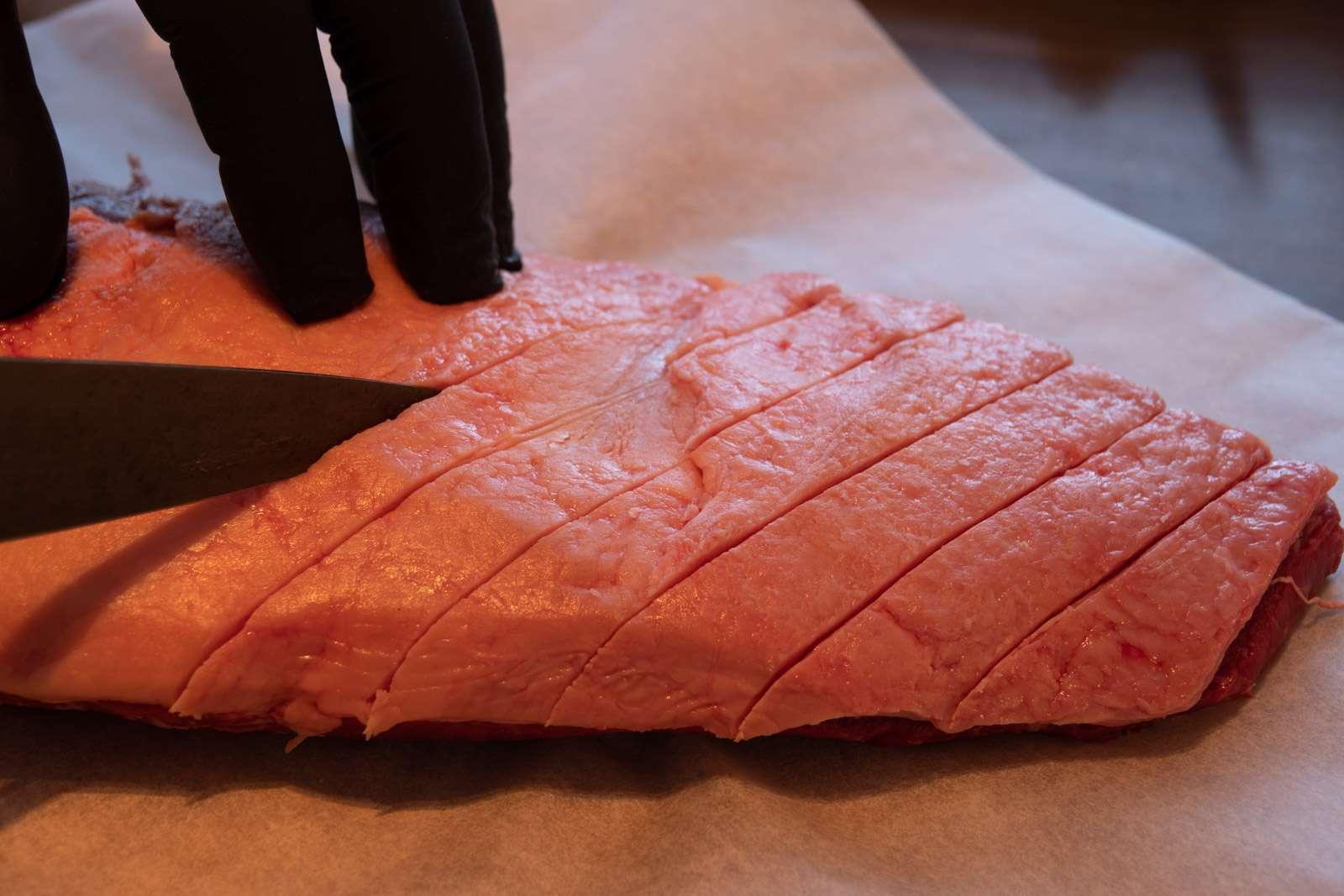 Recept | Perfecte Picanha | Kruislings insnijden | Rookplankje.nl