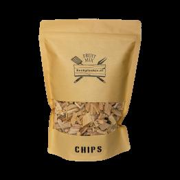 Fruit Mix Chips | BBQ Rook Chips Kersen, pruimen, moerbei | Rookplankje.nl