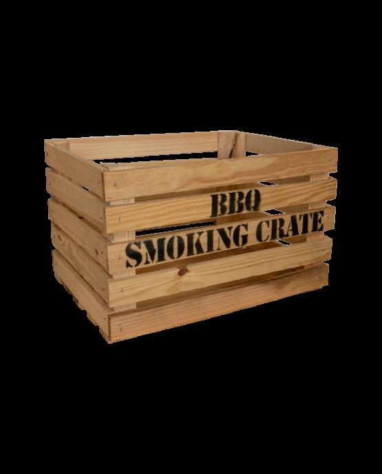 Productafbeelding   BBQ Smoking Crate los   Rookplankje.nl
