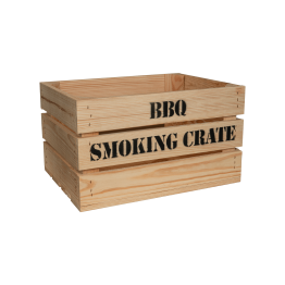 Productafbeelding | BBQ Smoking Crate los | Rookplankje.nl