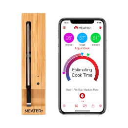 Productafbeelding Meater Plus draadloze thermomenter met App
