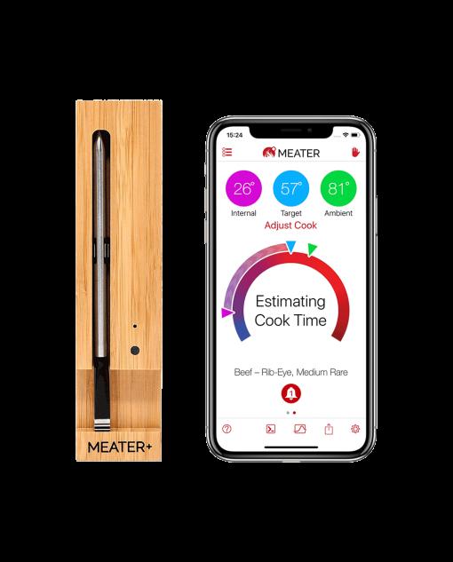 Productafbeelding | Meater Plus draadloze thermomenter met App