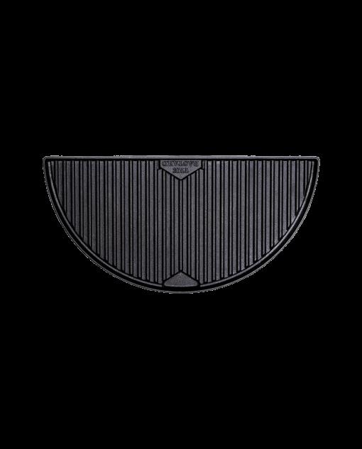 Productafbeelding The Bastard | Cast Iron Half Moon Griddle | Gietijzeren grillplaat