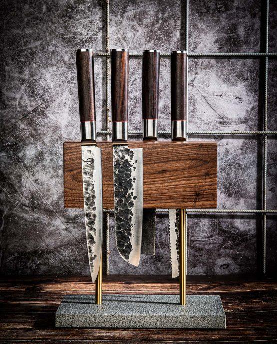 Sebra Forged Santoku 18cm | Sfeerbeeld