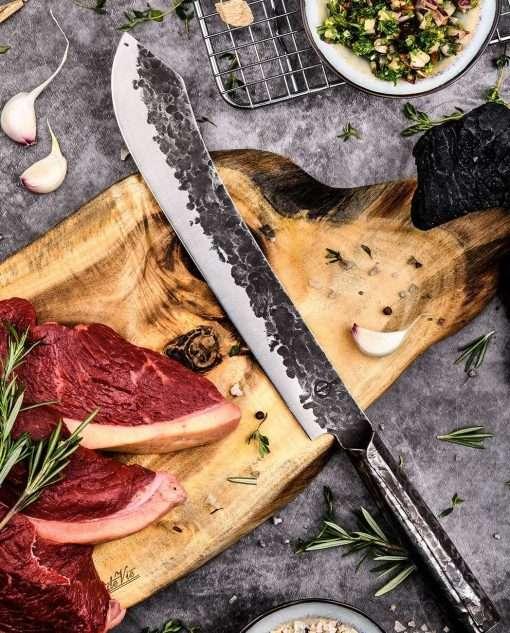 Sfeerafbeelding   Brute Forged Butcher Knife