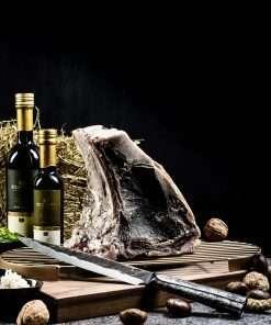 Sfeerbeeld | Brute Forged Vlees Mes