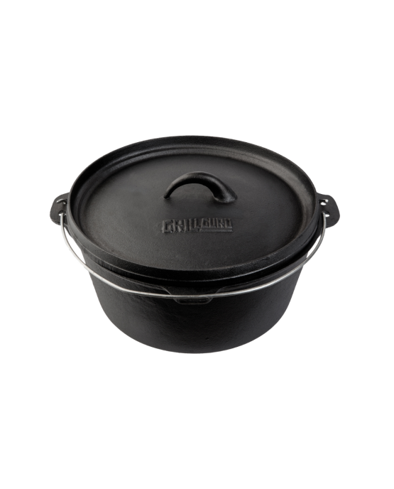 Productafbeelding | Grill Guru Cast Iron Dutch Oven