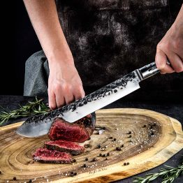 Sfeerafbeelding | Intense Forged Butcher Knife