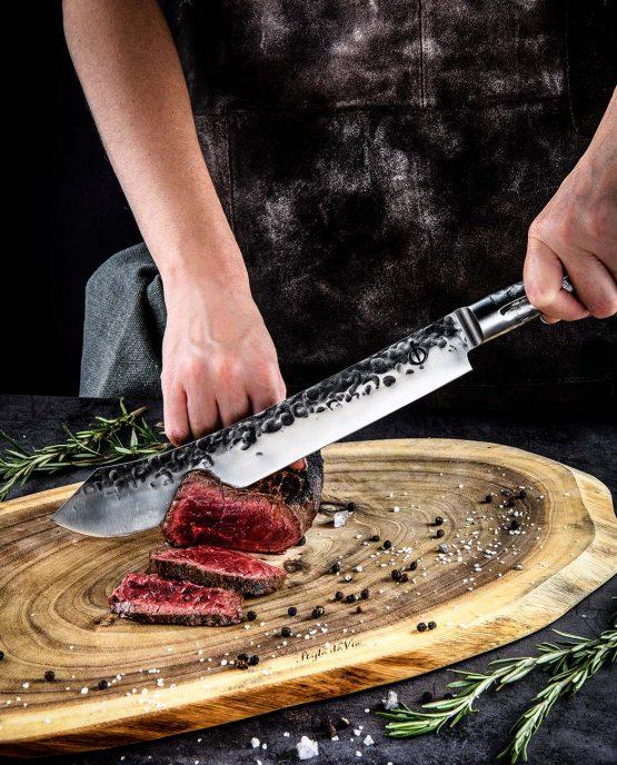 Sfeerafbeelding | Intense Forged Butcher Knife