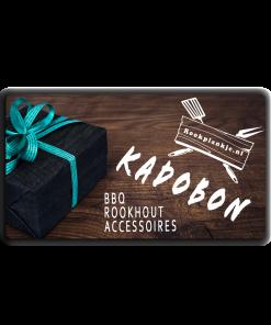 Productafbeelding   Kadobon   Rookplankje.nl