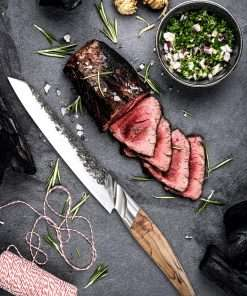 Sfeerbeeld   Katai Forged Vlees Mes