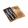 Productafbeelding Olive Forged 3-delige messenset