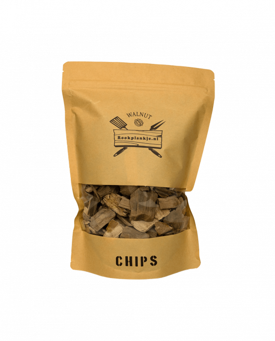 Productafbeelding | Walnut Chips | BBQ Rook Chips Walnoothout