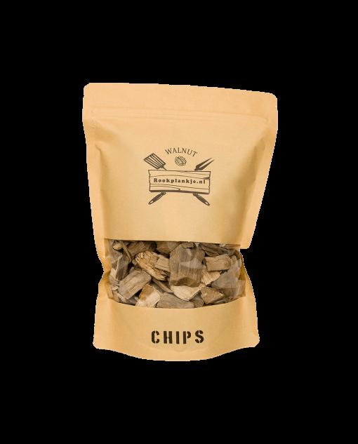 Productafbeelding   Walnut Chips   BBQ Rook Chips van walnoothout