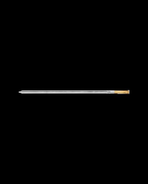 Productafbeelding Churrasco Forged Spies V-vorm 60cm | Rookplankje.nl