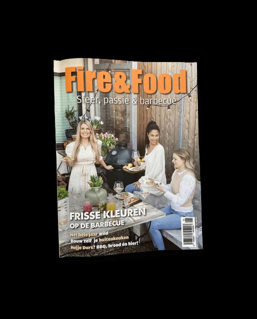 Productafbeelding   Fire&Food BBQ Magazine