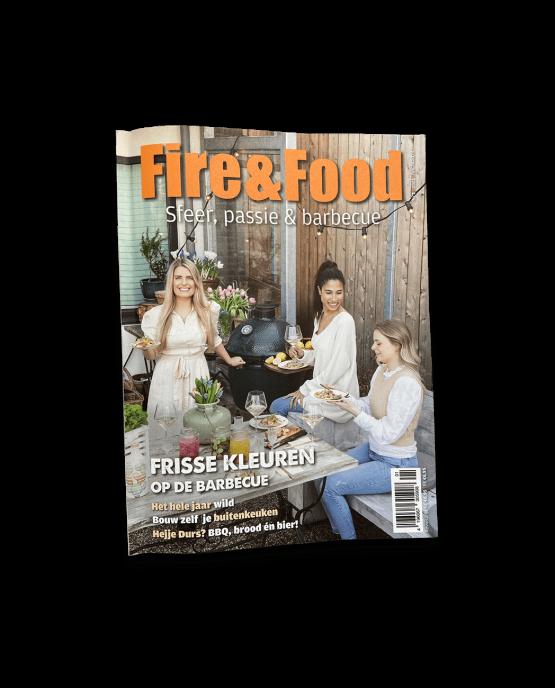 Productafbeelding | Fire&Food BBQ Magazine