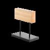 Productafbeelding | Style de Vie magnetisch messenblok eiken