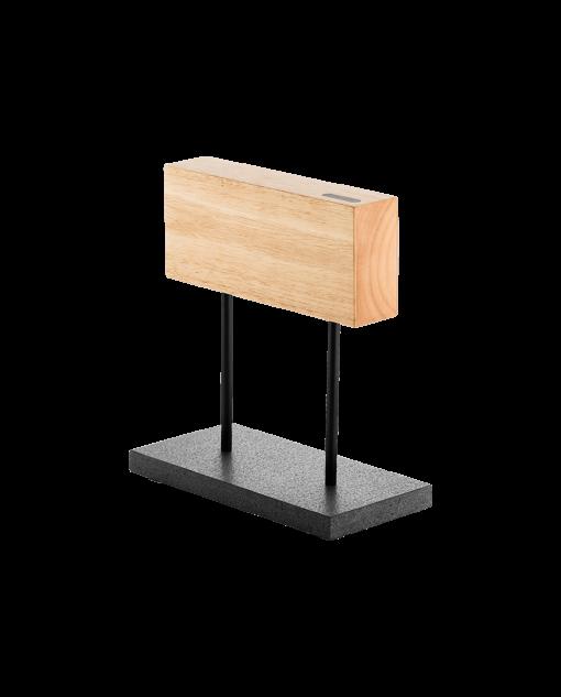 Productafbeelding   Style de Vie magnetisch messenblok eiken