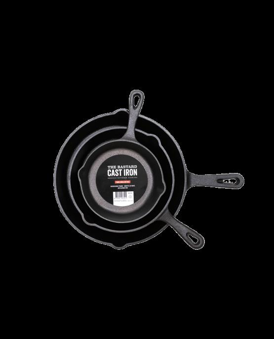 Productafbeelding The Bastard | Cast Iron Fry Pan