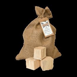 Productafbeelding | Maple Chunks | Rookhout | Esdoorn | Rookplankje.nl