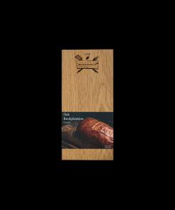 Productafbeelding verpakking | Rookplank Oak 2 stuks | Rookplankje.nl