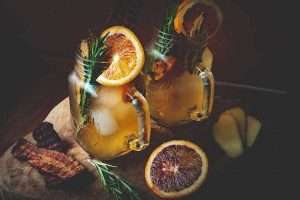 Receptafbeelding | Smokey Cocktail