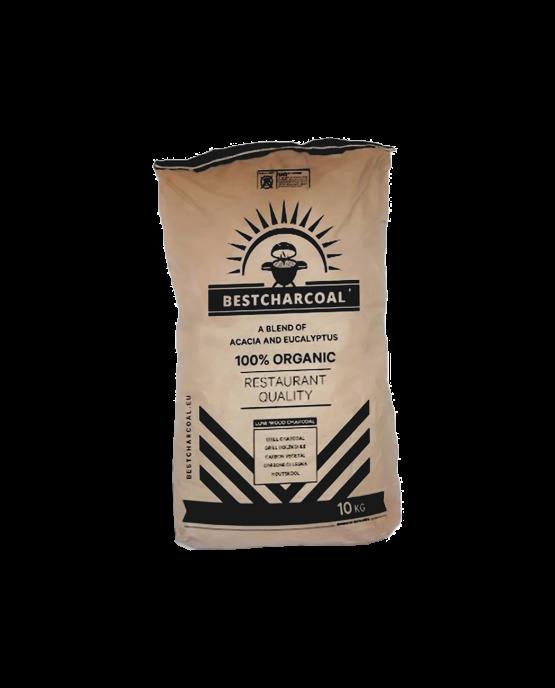 Productafbeelding | Best Charcoal Blend van Acacia en Eucalyptus Houtskool