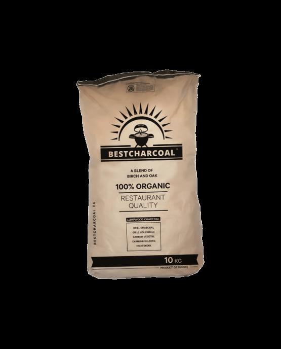 Productafbeelding   Best Charcoal Blend van Berk en eiken Houtskool